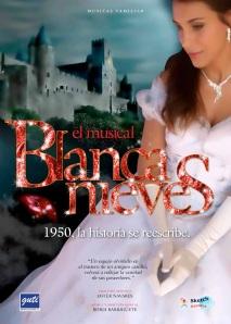 CARTEL BLANCANIEVES 1